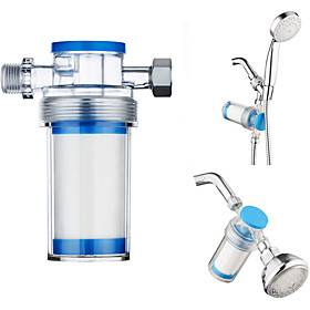 Purifier Output Universal Shower Filter PP cotton Household Kitchen Faucets Purification Home Bathroom Accessories Water Filter