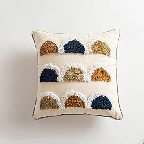 Cushion Cover ins Style High Quality Home Office Casual Pillow Case Cover Living Room Bedroom Sofa Cushion Cover Modern Sample Room Cushion Cover