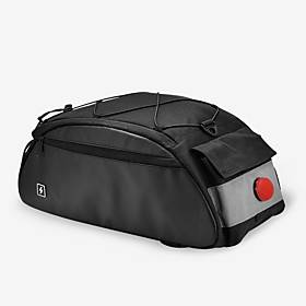 SAHOO 10 L Bike Rack Bag Cycling Outdoor Durable Bike Bag Terylene Bicycle Bag Cycle Bag Cycling Outdoor Exercise Scooter