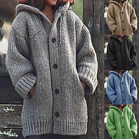 Women's Ski Jacket Sweater Ski / Snowboard Winter Sports Windproof Warm Wearproof Cotton Jacket Ski Wear / Micro-elastic / Long Sleeve