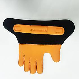 Workout Gloves Sports Gym Workout Pilates Exercise  Fitness Portable Non Toxic Finger Exerciser Protection Athletic Trainers For Men Women