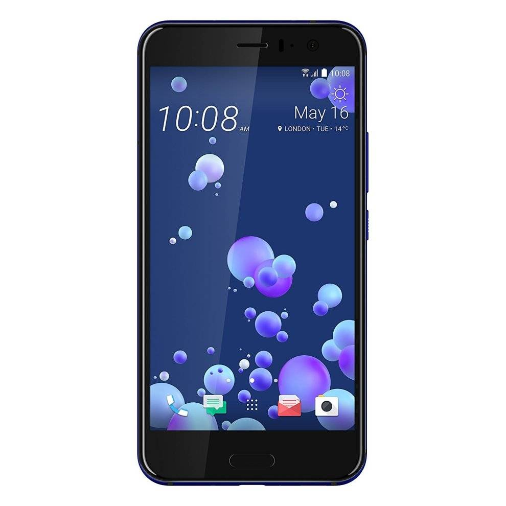 (Unlocked, Sapphire Blue) HTC U11 Single Sim   64GB   4GB RAM