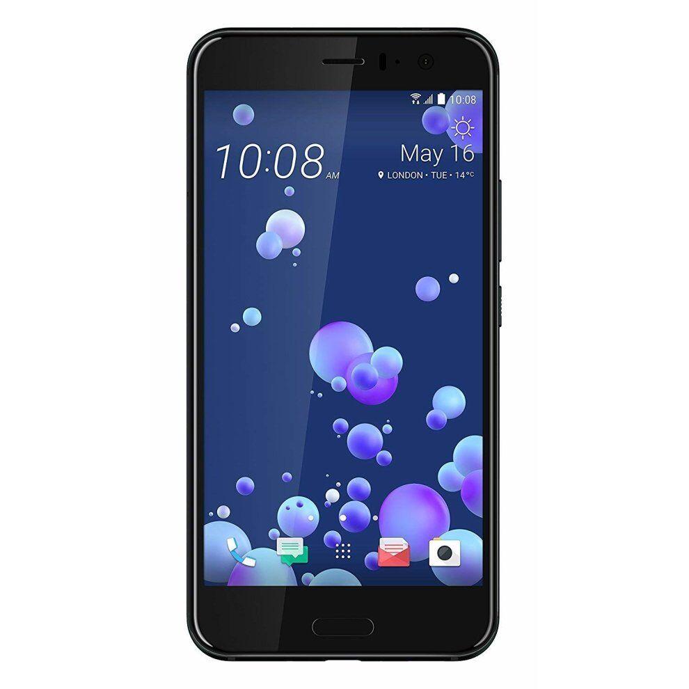 (Unlocked, Brilliant Black) HTC U11 Single Sim   64GB   4GB RAM