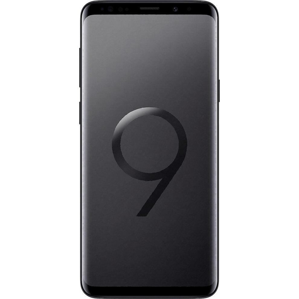 Samsung (Unlocked, Midnight Black) Samsung Galaxy S9+ Dual Sim   128GB   6GB RAM