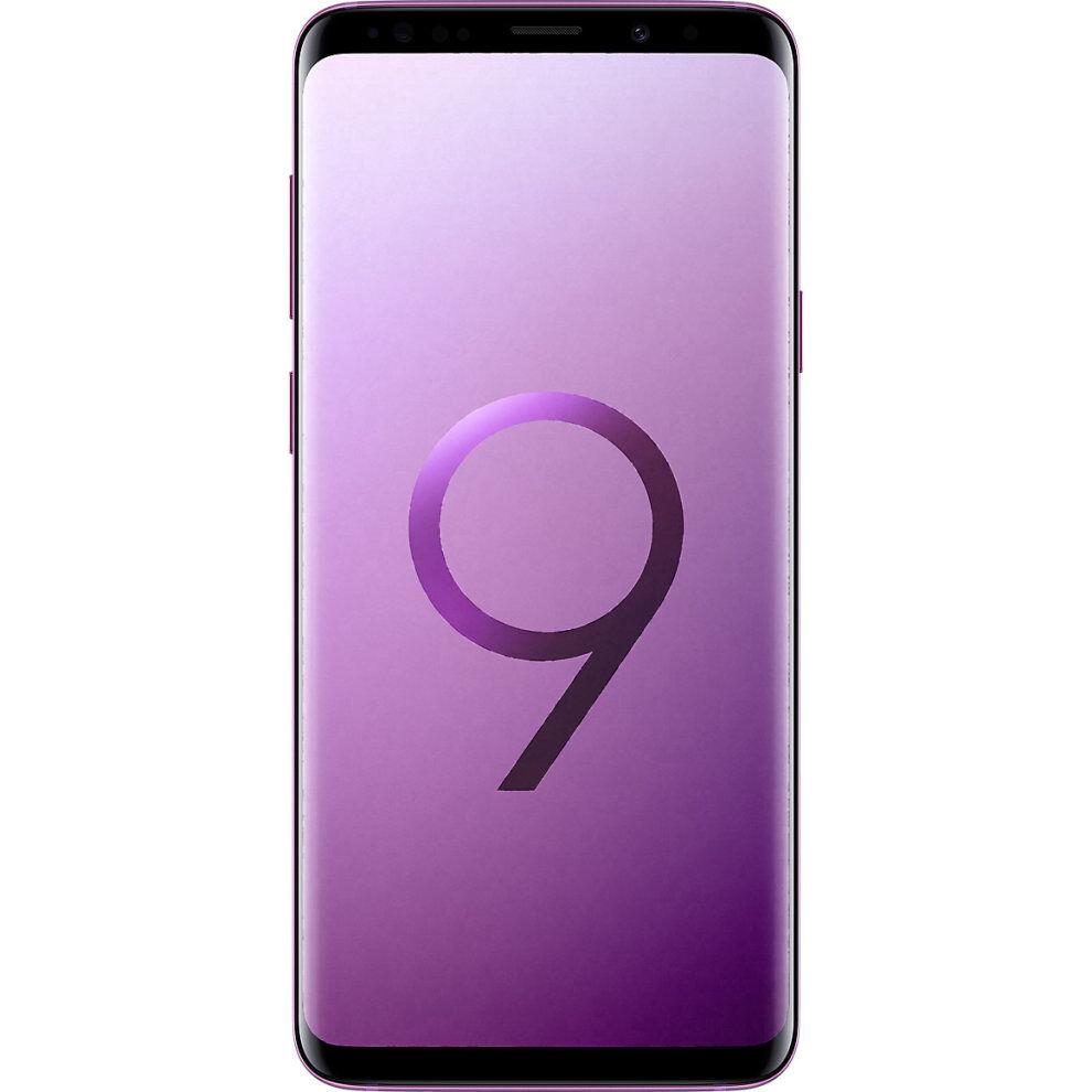 Samsung (Unlocked, Lilac Purple) Samsung Galaxy S9+ Dual Sim   256GB   6GB RAM