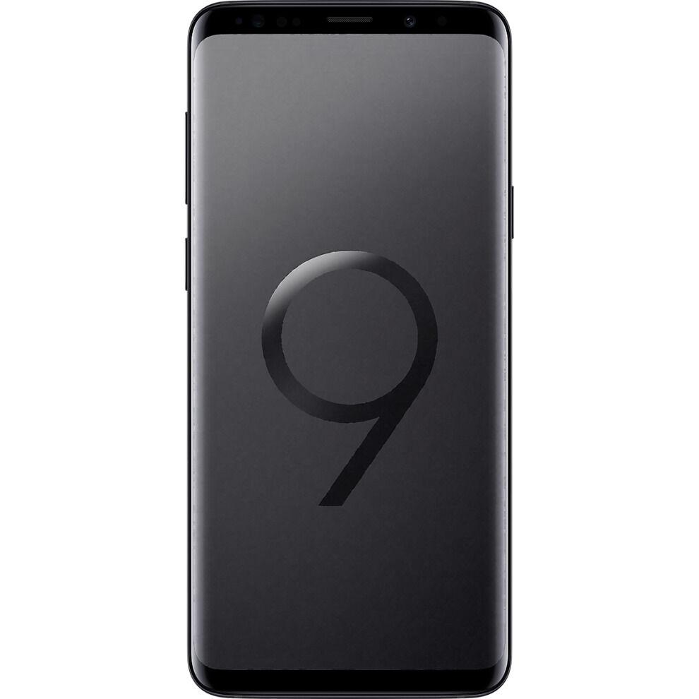 Samsung (Unlocked, Midnight Black) Samsung Galaxy S9+ Single Sim   128GB   6GB RAM