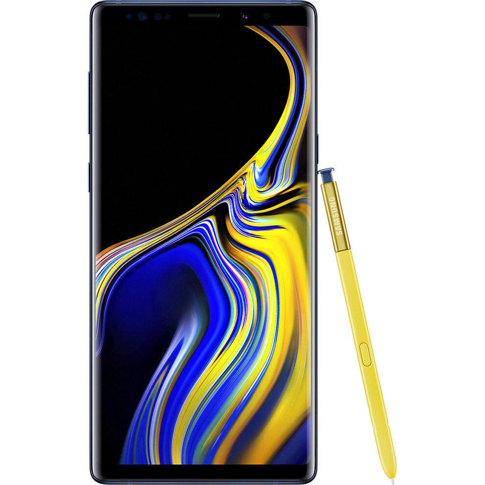 Samsung (Unlocked, Ocean Blue) Samsung Galaxy Note9 Dual Sim   512GB   8GB RAM