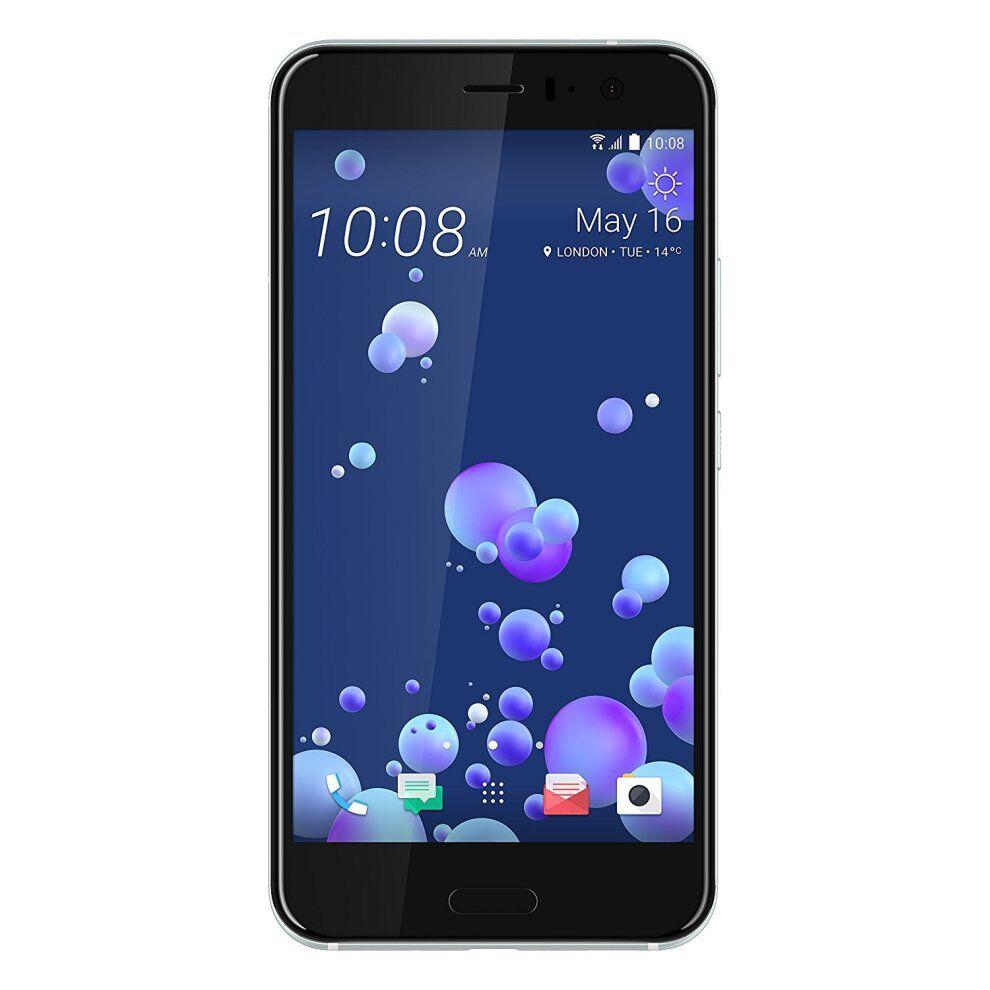 (Unlocked, Ice White) HTC U11 Single Sim   128GB   6GB RAM