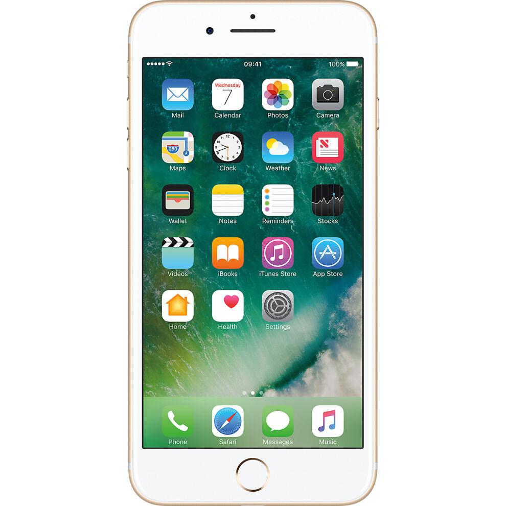 Apple (Unlocked, 128GB) Apple iPhone 7 Plus   Gold
