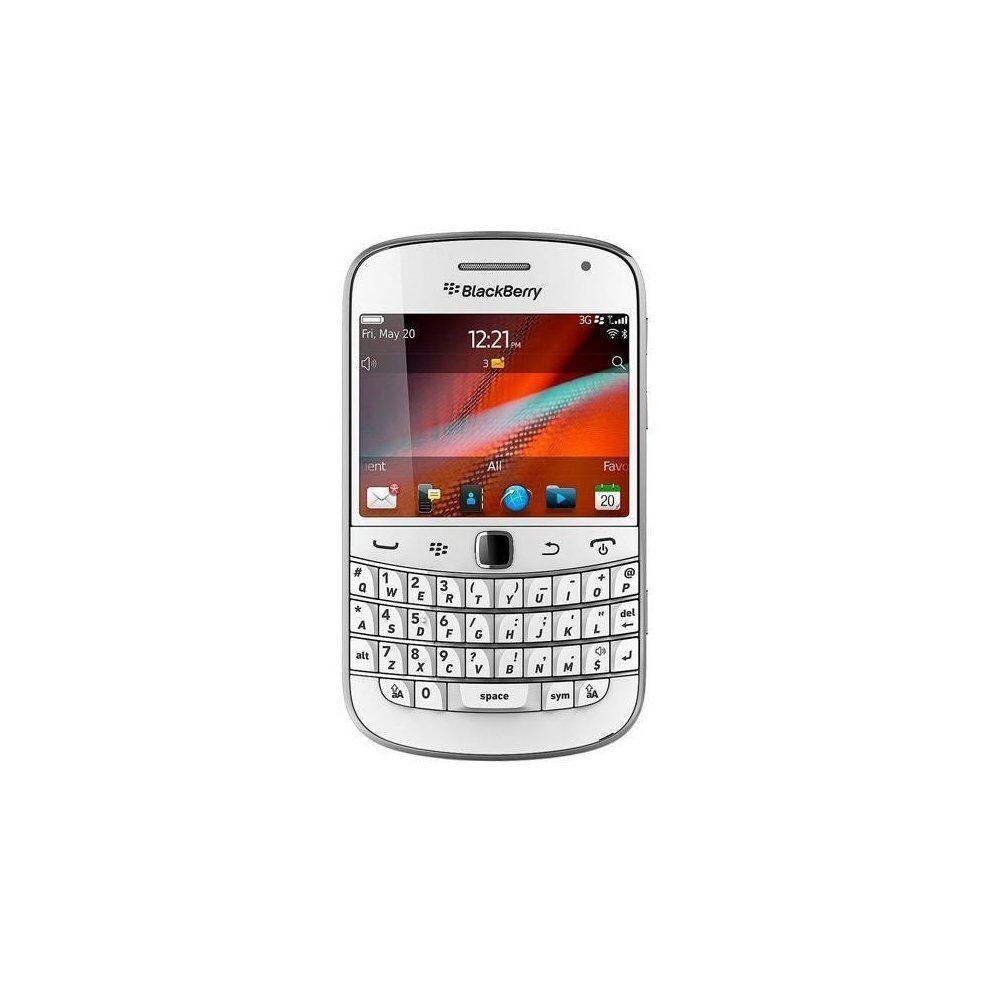(Unlocked, White) BlackBerry Bold Touch 9900 Single Sim   8GB   768MB RAM