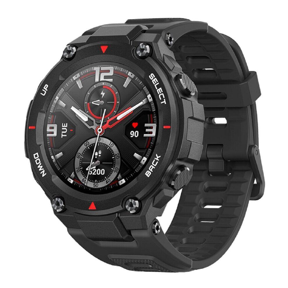 Xiaomi Amazfit T-Rex Smartwatch - Rock Black
