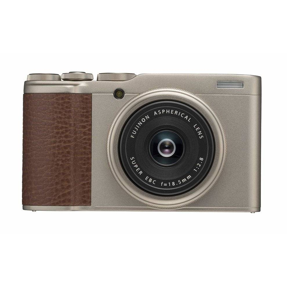 XF10 Digital Compact Camera - Champagne Gold