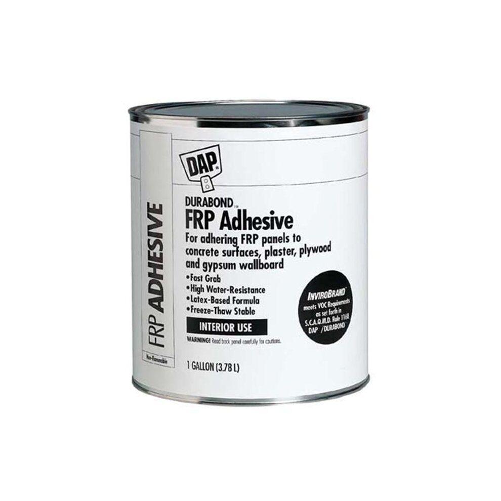 Dap 60480 1 Gallon FRP Panel Adhesive