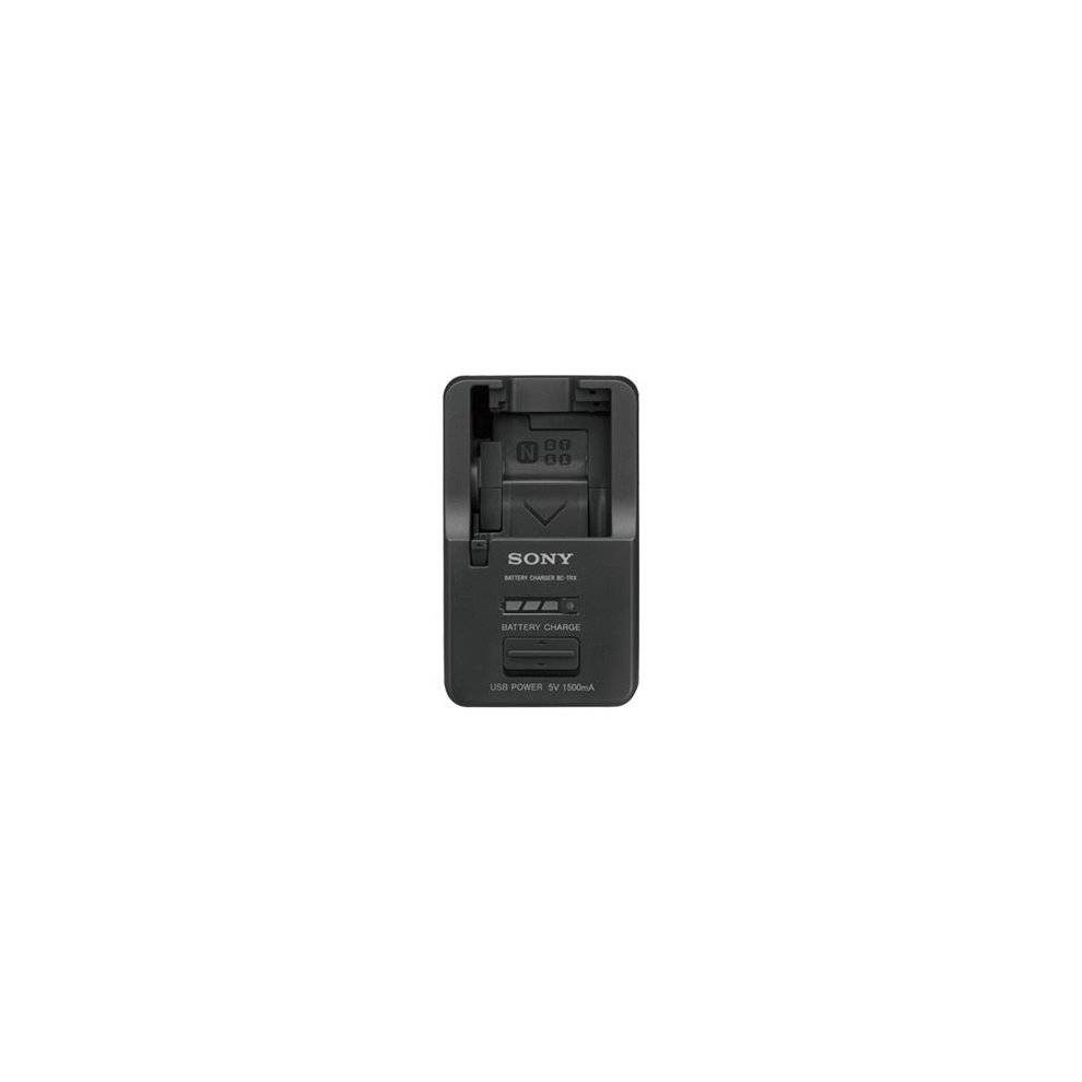Sony BCTRX Multi Travel Charger for X-/N-/G-/K-/D-/T- and R-Series Battery