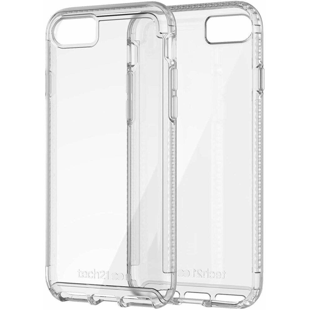 tech21 Pure Clear Case for Apple iPhone 7 / iPhone 8 / iPhone SE (2nd Generation
