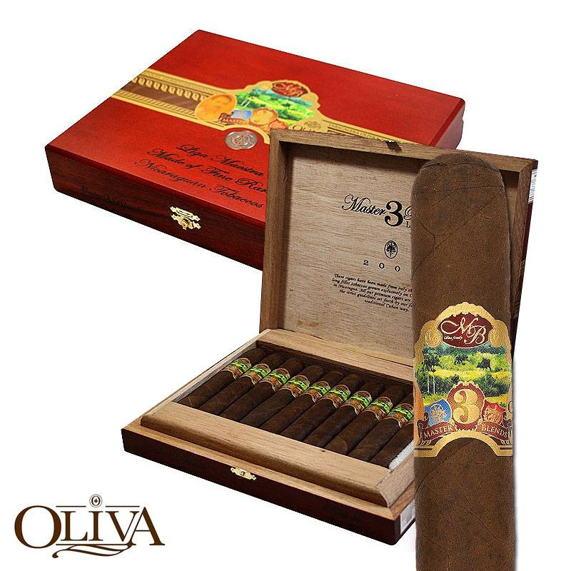 Oliva Master Blends 3 Churchill (Box/20)
