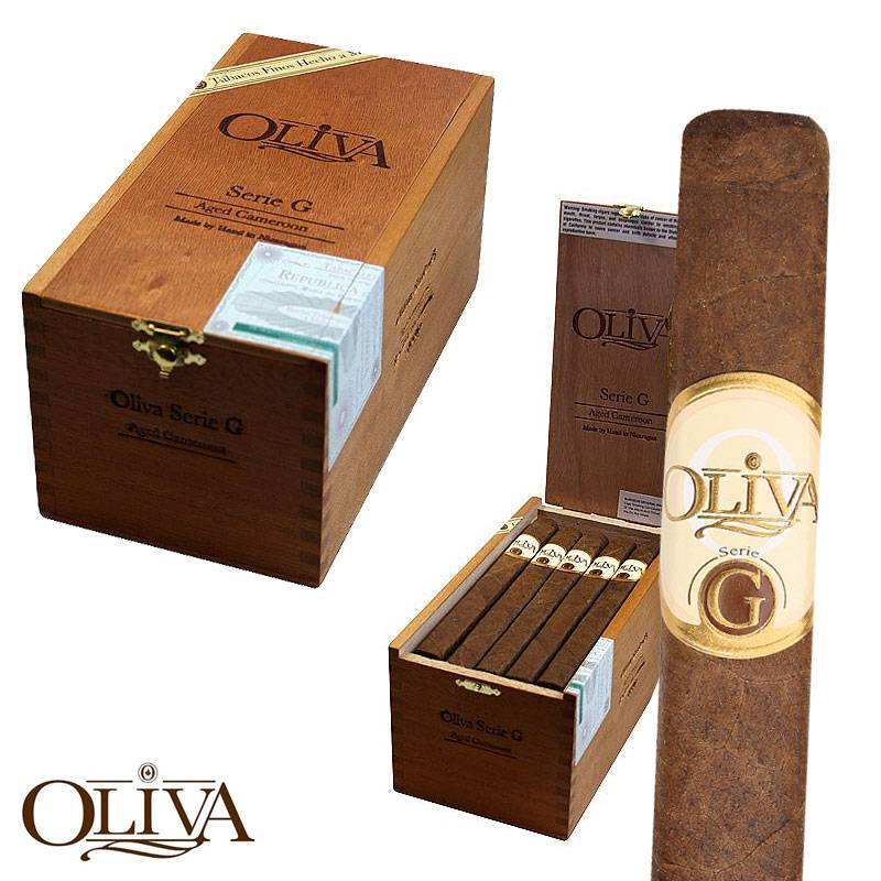 Oliva Serie G Churchill