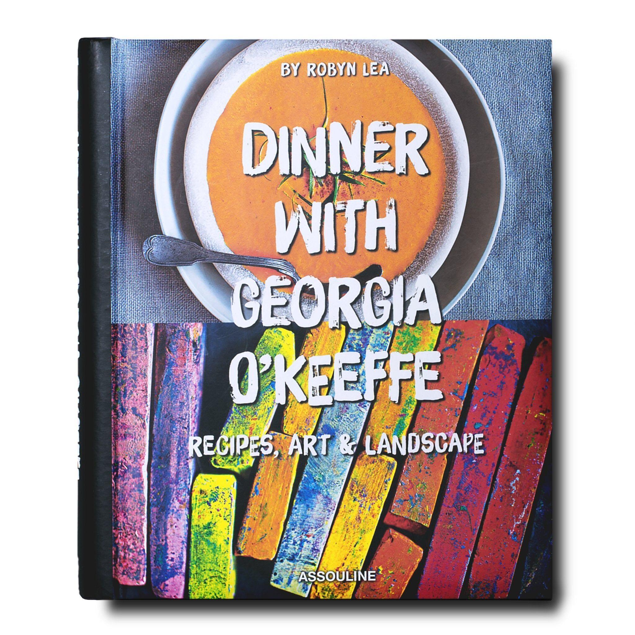 Assouline Dinner with Georgia O'Keeffe