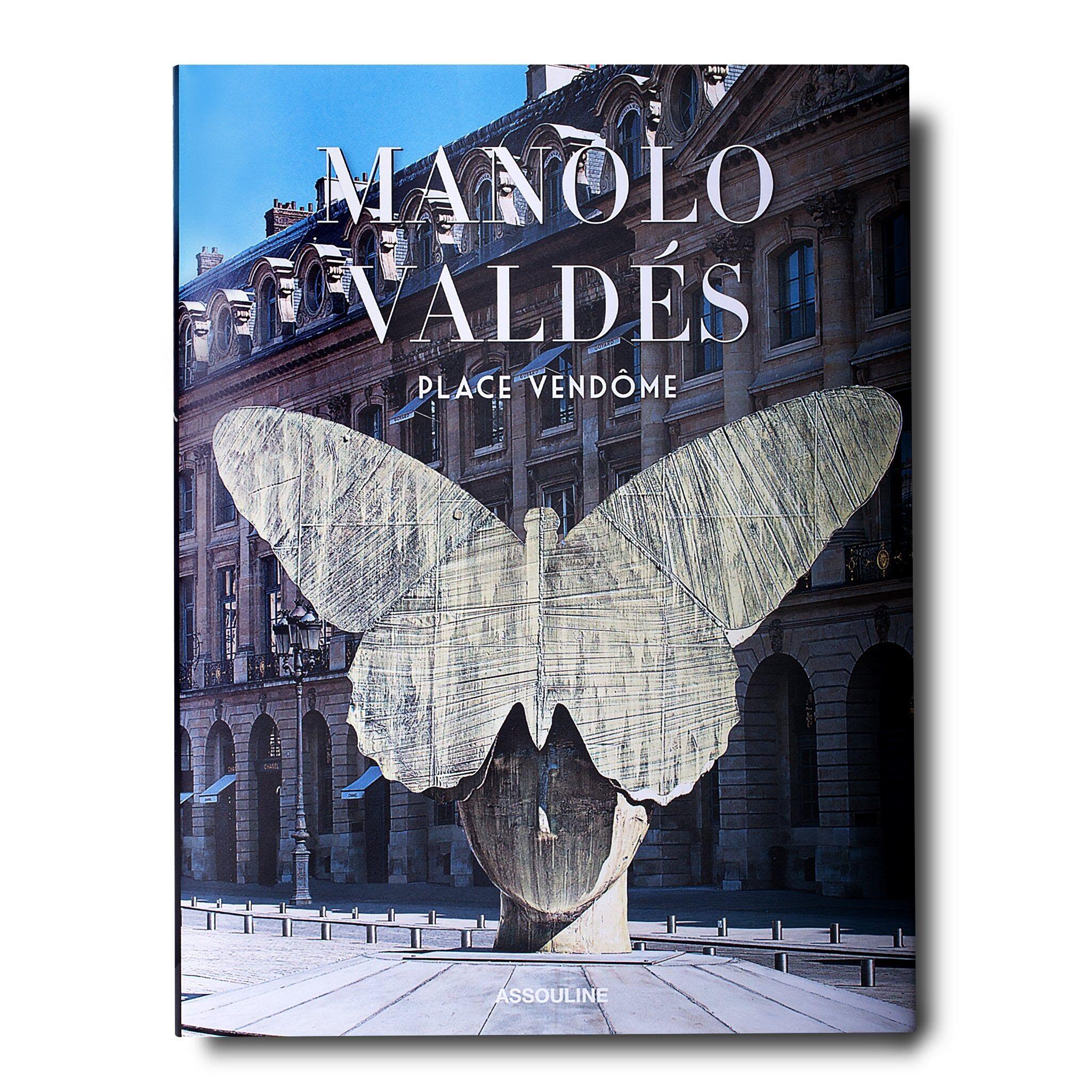 Assouline Manolo Valdes : Place Vendome