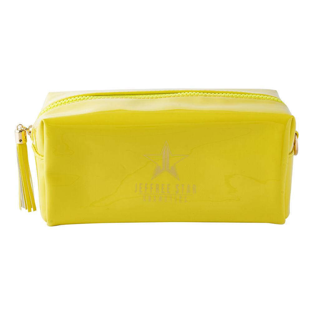 Jeffree Star Cosmetics Chartreuse Accessory Bag