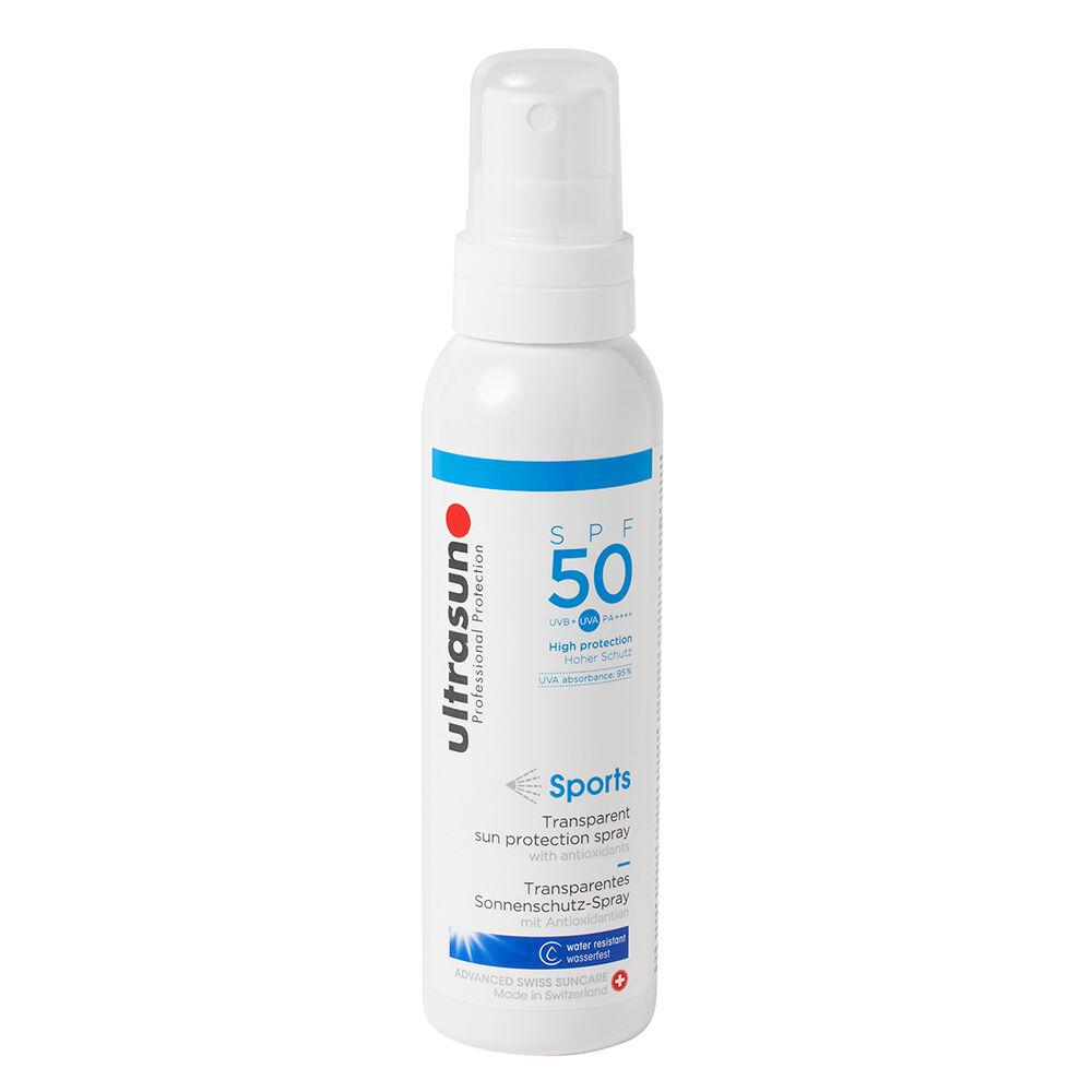 Ultrasun Sports Spray SPF50 150ml