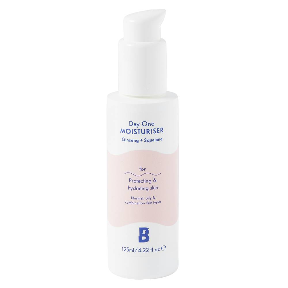 By BEAUTY BAY Day One Moisturiser with Ginseng and Squalane 125ml