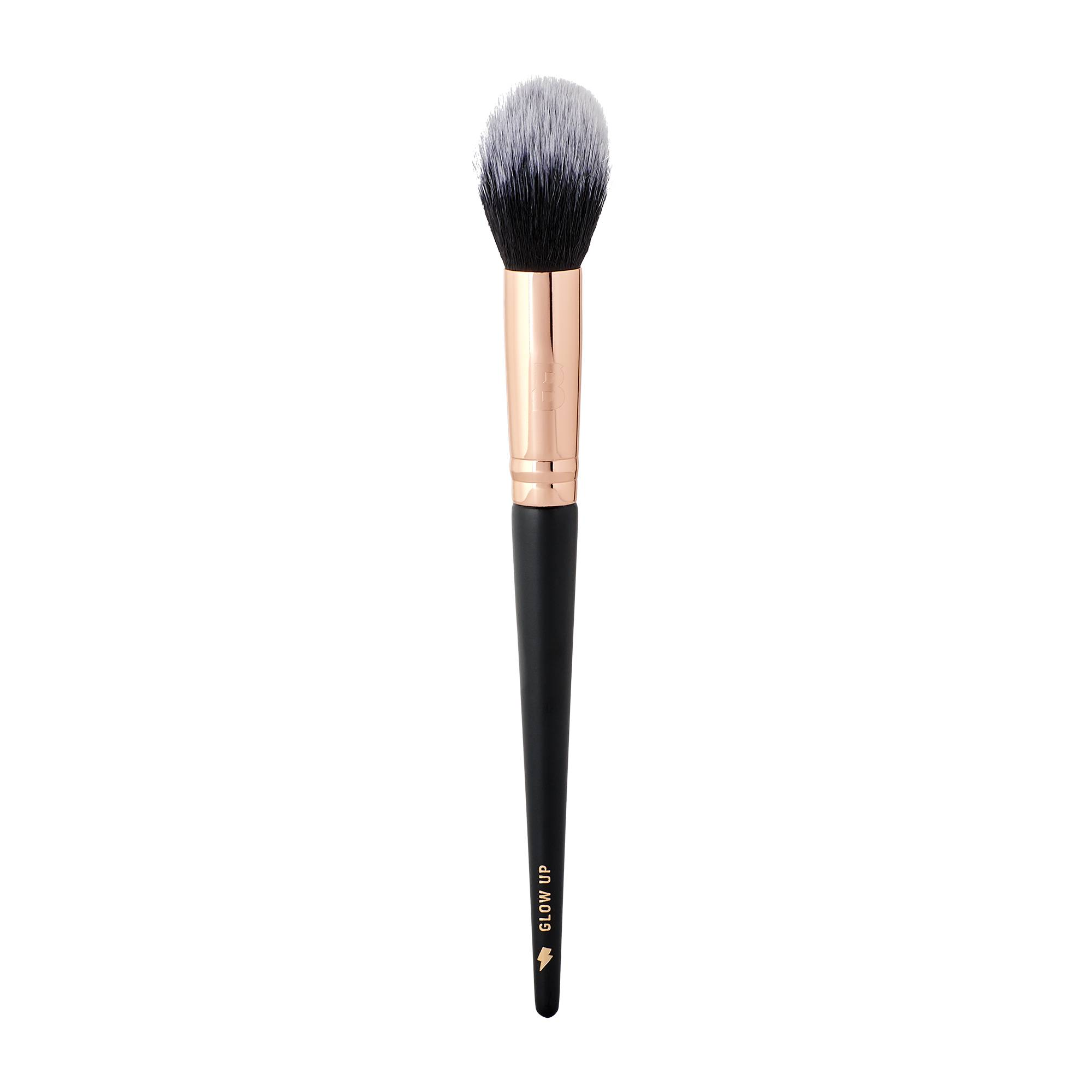 By BEAUTY BAY Rose Gold Glam Glow Up Highlighter Brush