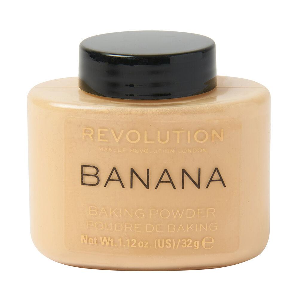 Makeup Revolution Luxury Banana Baking Powder 32g