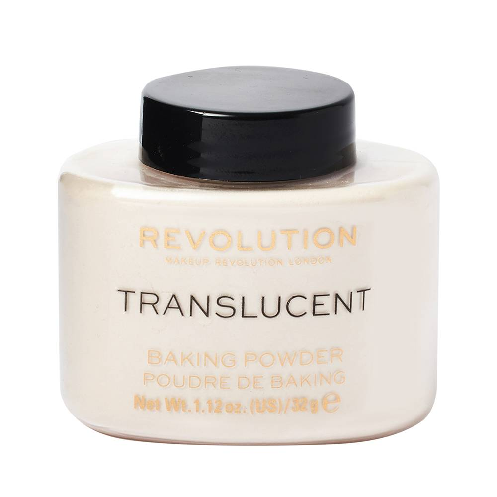 Makeup Revolution Loose Baking Powder Translucent 40g