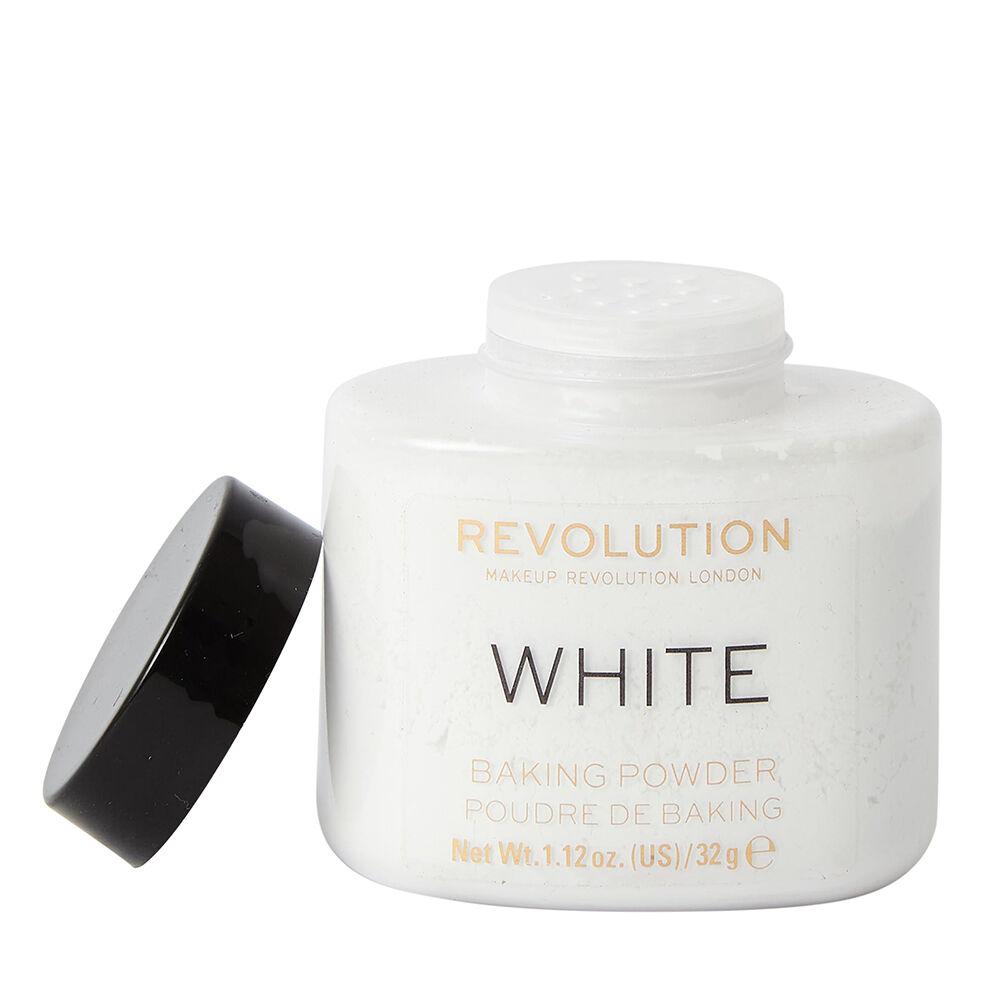 Makeup Revolution Loose Baking Powder White 35g