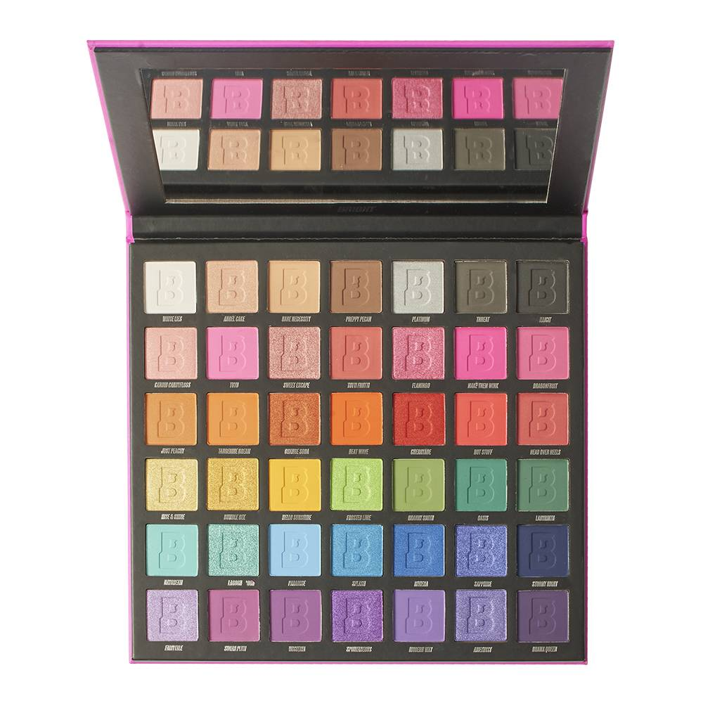 By BEAUTY BAY Bright 42 Colour Palette