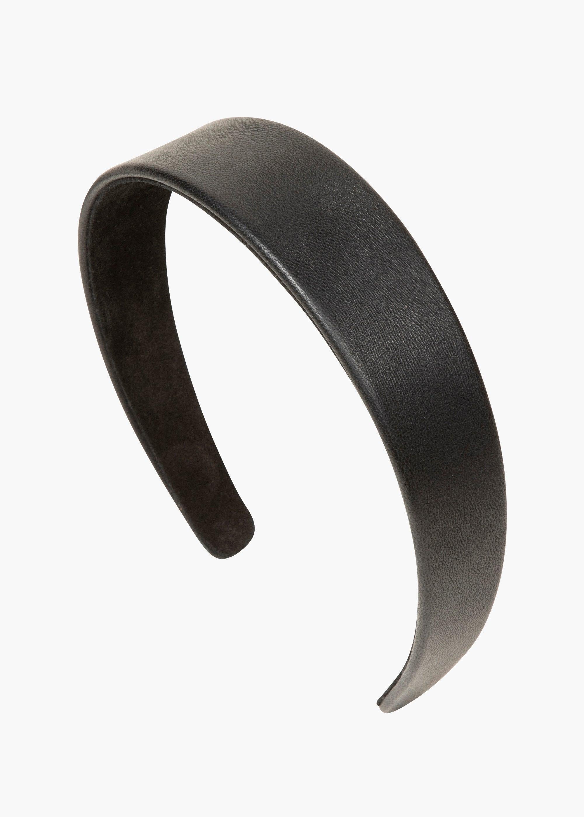 Jennifer Behr Cruz Headband, Black
