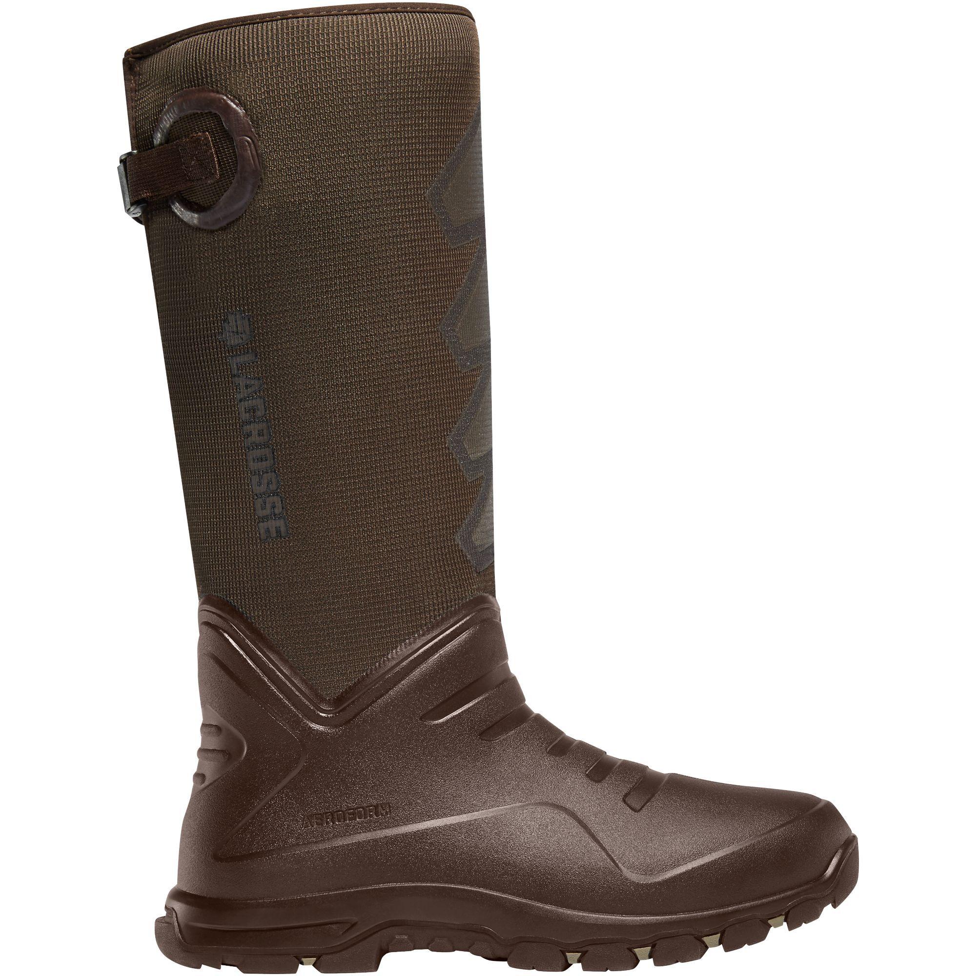 "LaCrosse AeroHead Sport 16"" 7mm Boots (9)- Brown"