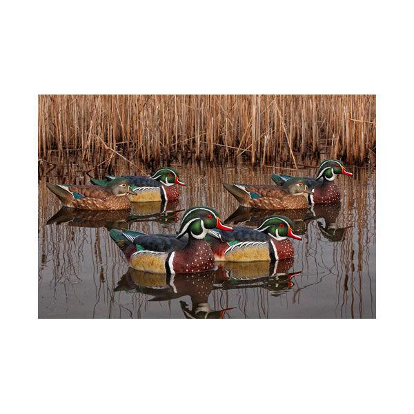 Avian-X Topflight Wood Duck (Pk/6)