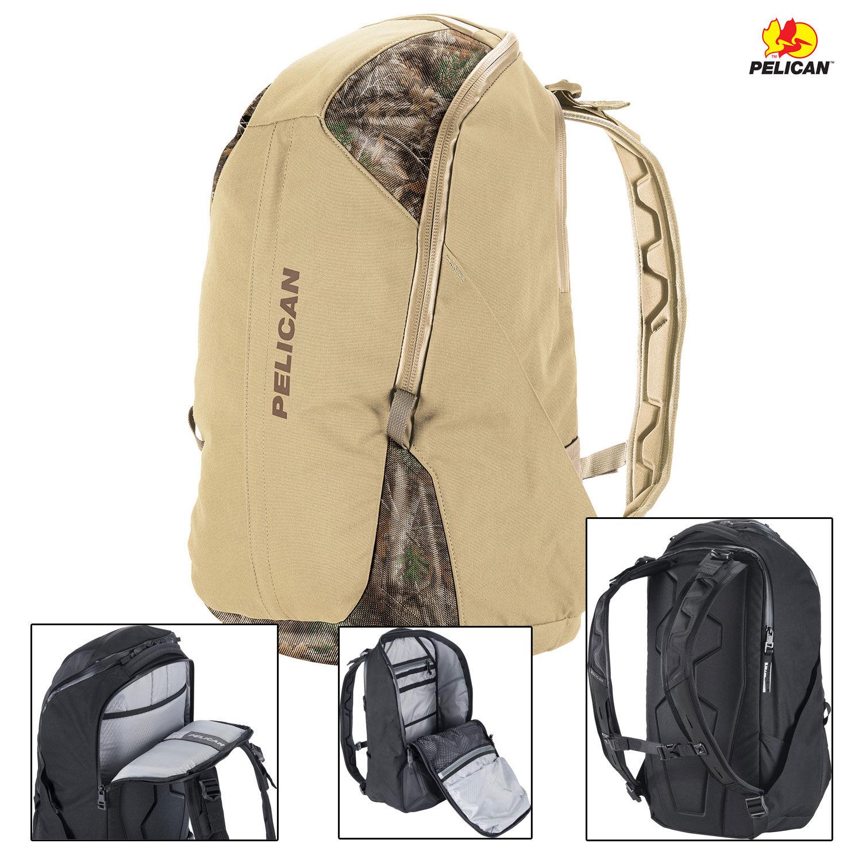 Pelican MPB35 Mobile Protect 30L Backpack-Tan/RTE