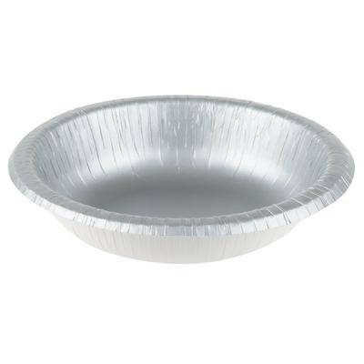 Creative Labs Converting 173281 20 oz. Shimmering Silver Paper Bowl - 200/Case
