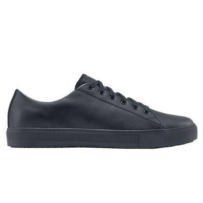 Shoes For Crews 36111 Old School Low Rider IV Men's Size 11 Medium Width Black Water-Resistant Soft Toe Non-Slip Casual Shoe