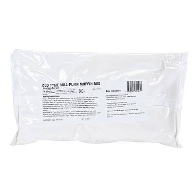 National Foods Packaging 5 lb. Basic Muffin Mix - 6/Case
