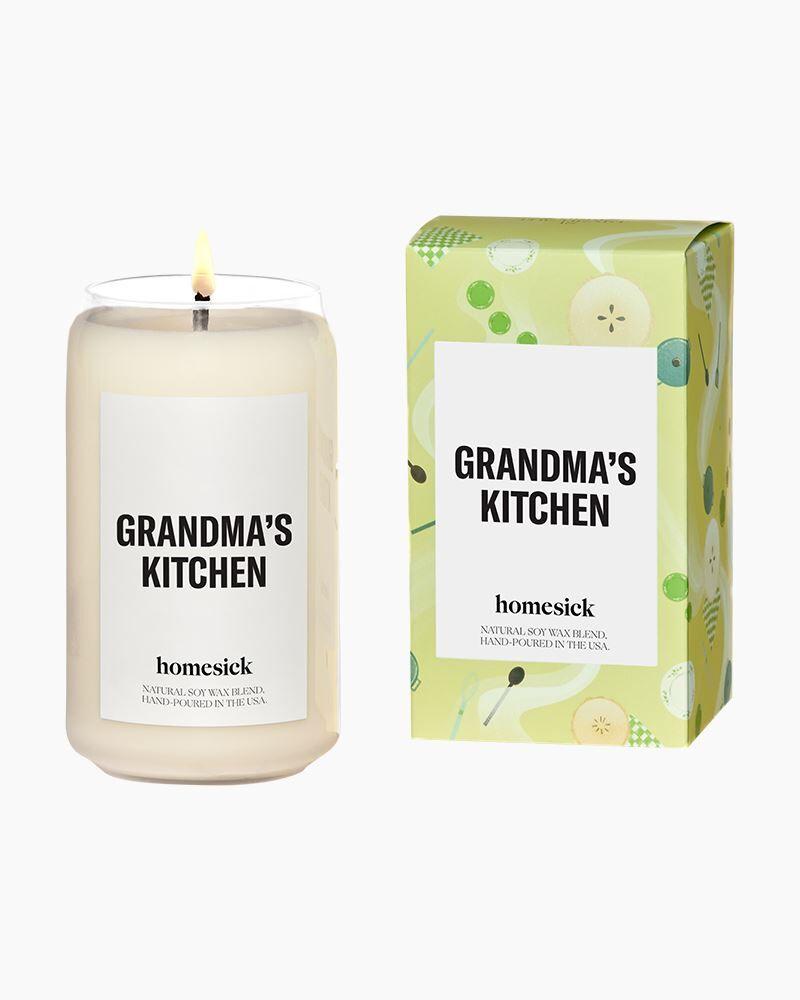 Homesick Candles Grandma's Kitchen Jar Candle