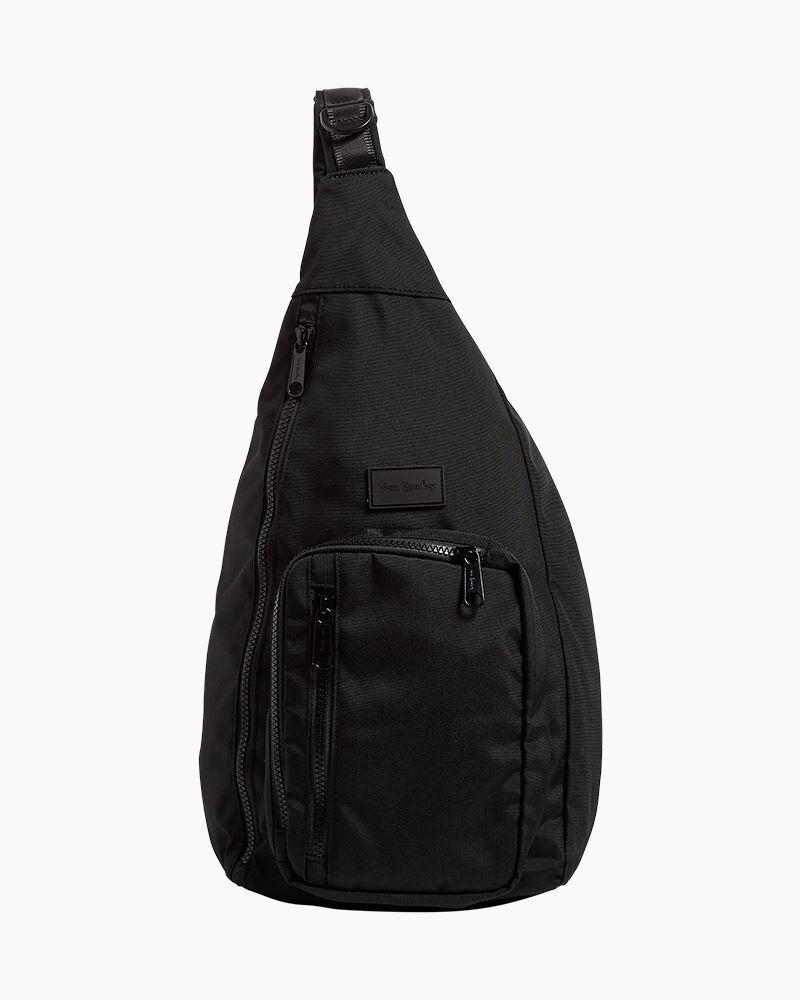 Vera Bradley ReActive Sling Backpack in Black