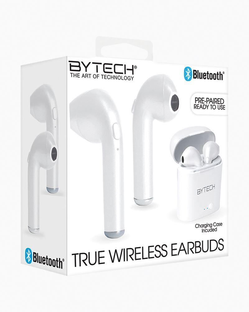 Bytech True Wireless Bluetooth Earbuds