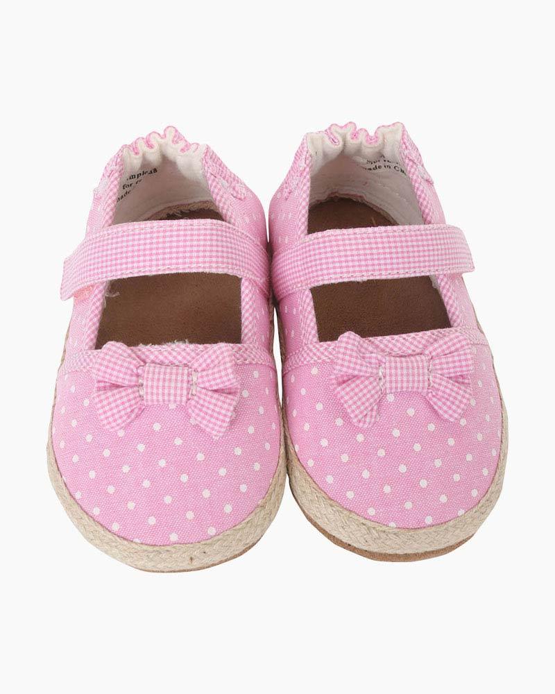 Robeez Buttercup Espardrille Infant Shoes