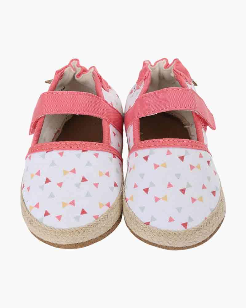 Robeez Bridget Espadrille Infant Shoes