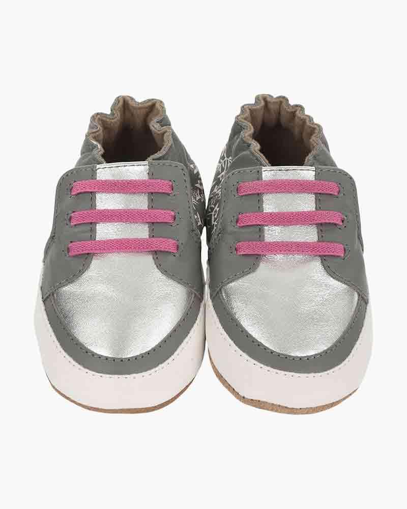 Robeez Sassy Sophie Soft Soles Infant Shoes