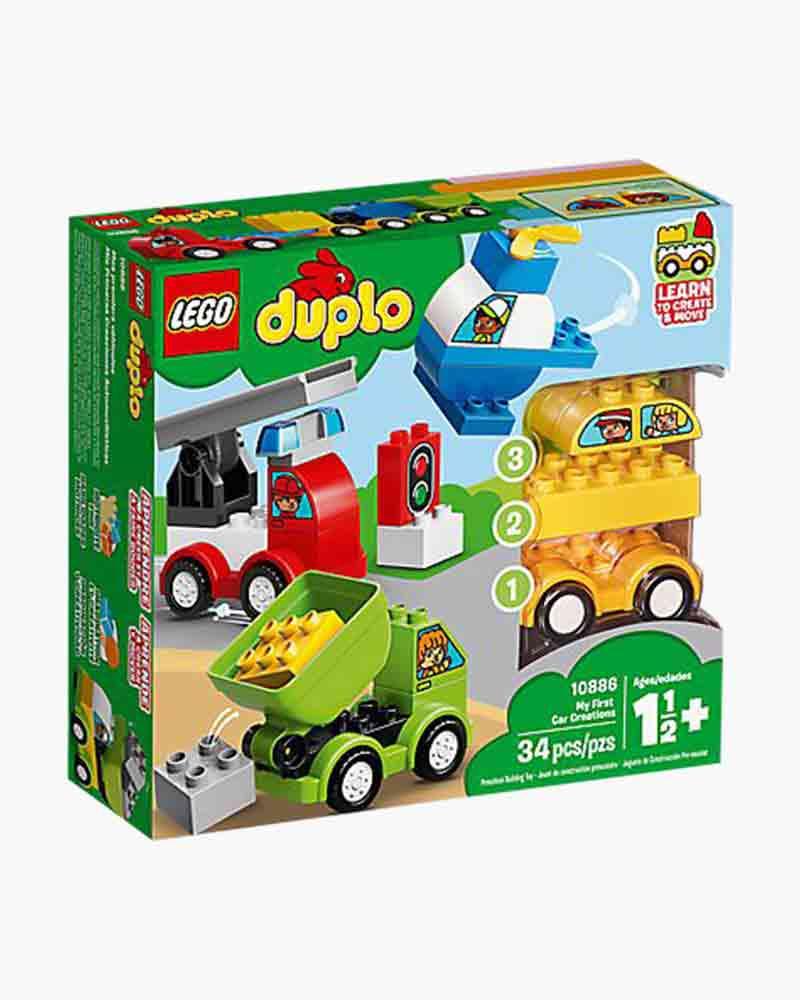 Lego Toys LEGO DUPLO My First Car Creations