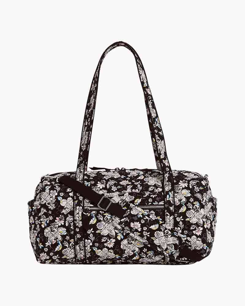Vera Bradley Iconic Small Travel Duffel in Holland Garden