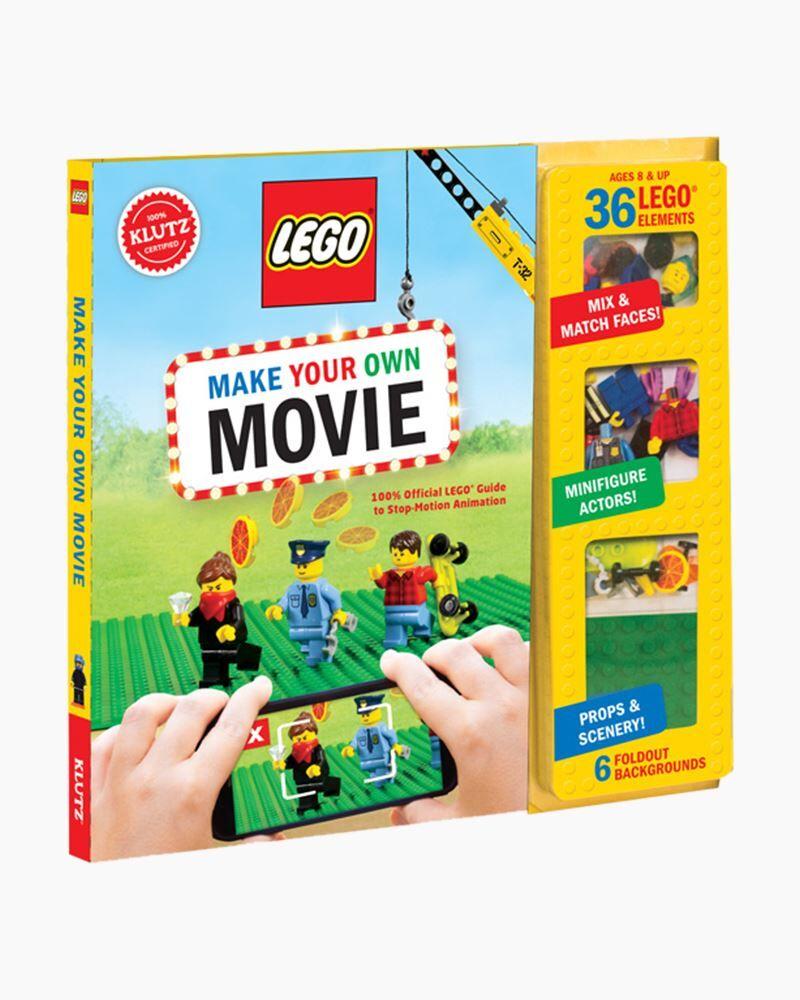 Klutz LEGO Make Your Own Movie Activity Book