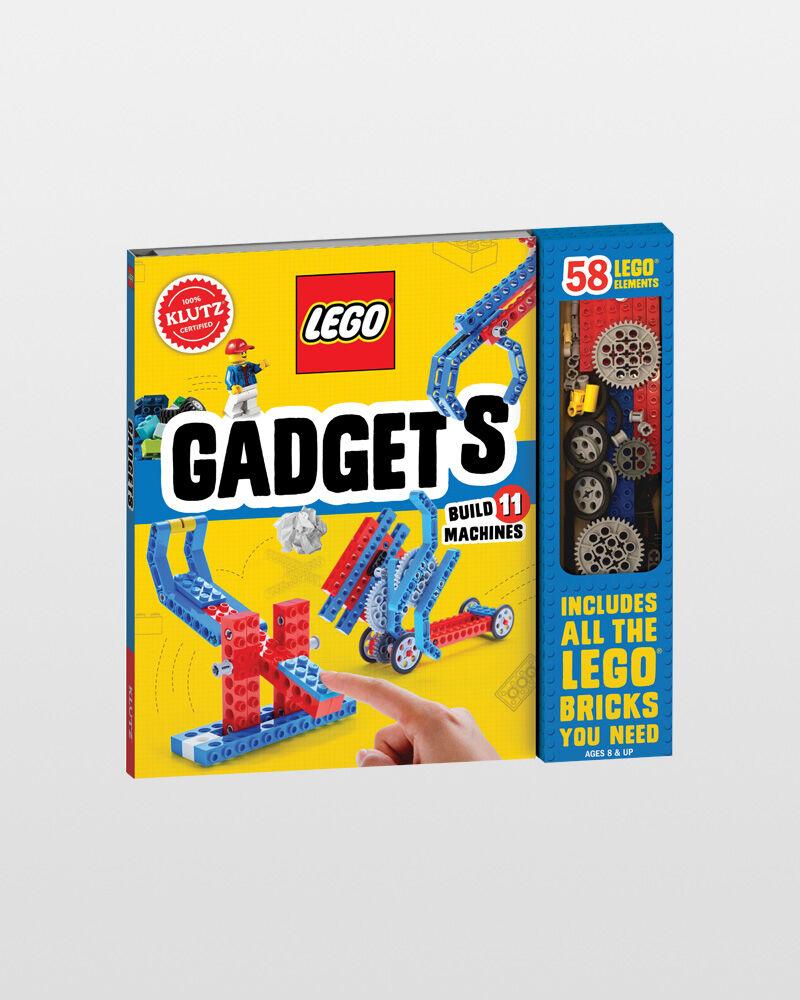 Klutz LEGO Gadgets Activity Book