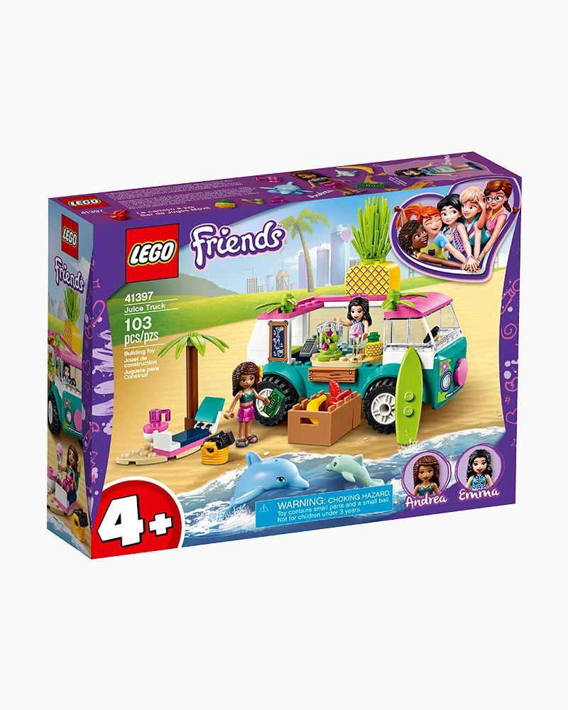 Lego Toys LEGO Friends Juice Truck