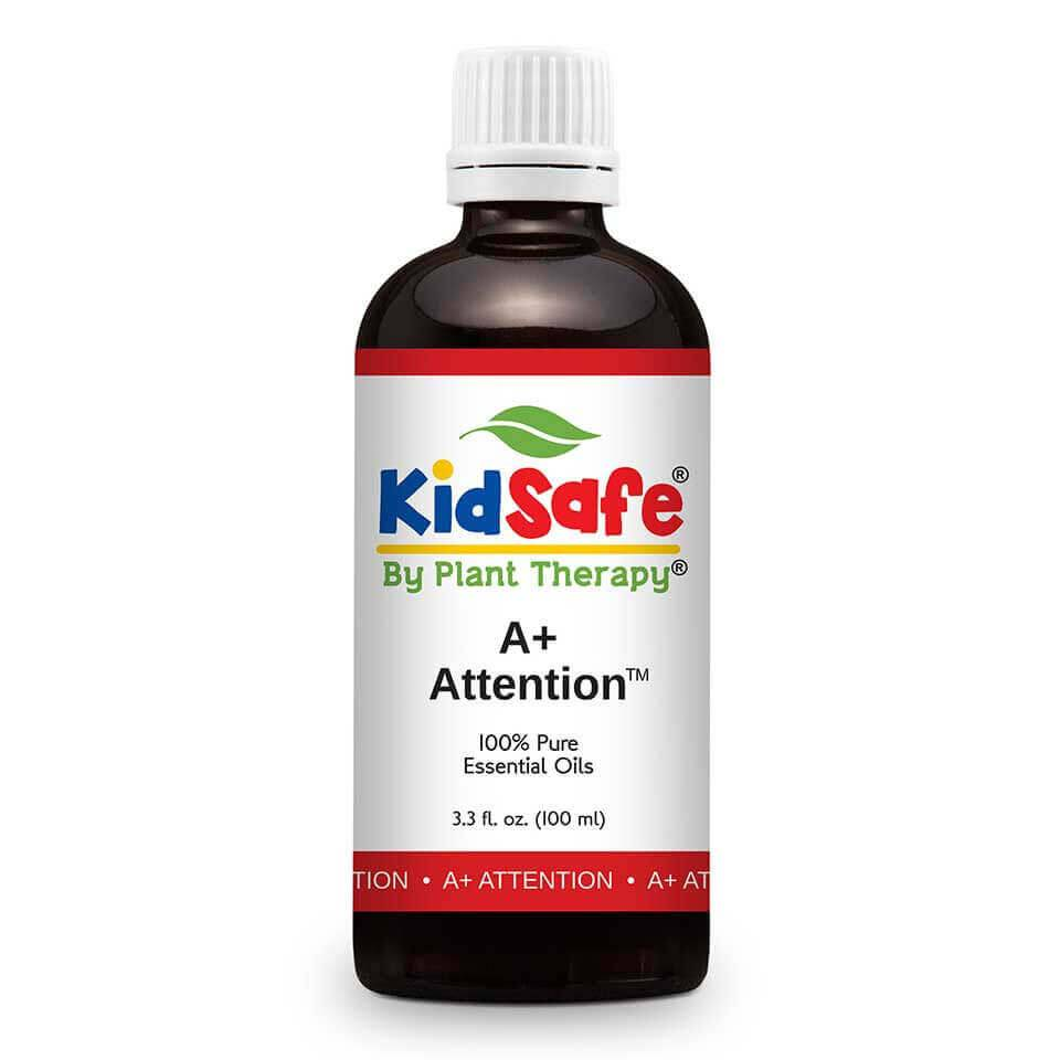 Plant Therapy A+ Attention KidSafe Essential Oil 100 mL